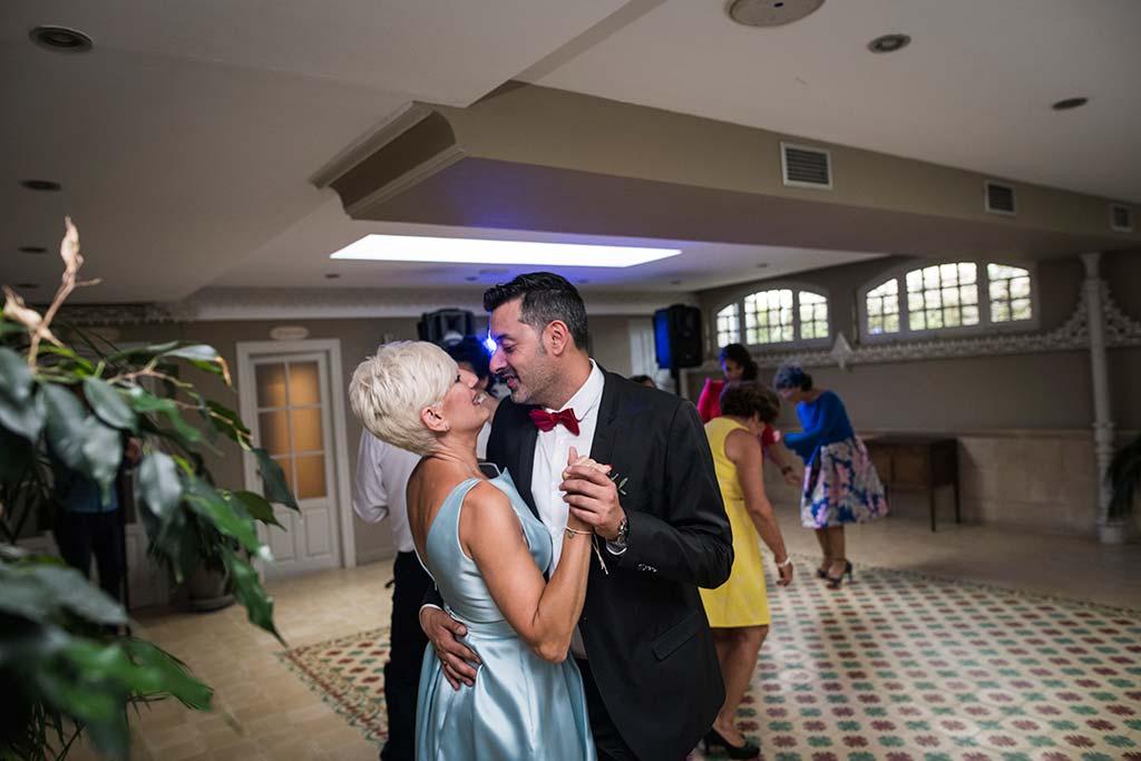 Fotógrafo de bodas Cantabria Marcos Greiz Ane y Felix fiesta