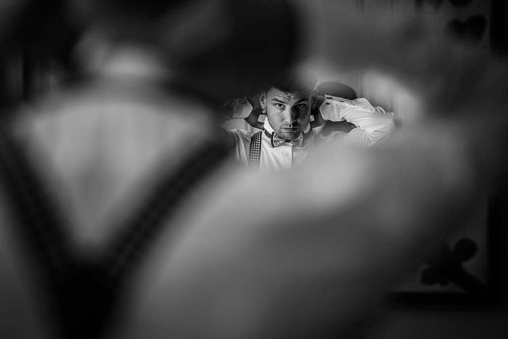 Fotógrafo de bodas Cantabria Marcos Greiz Ane y Felix pajarita