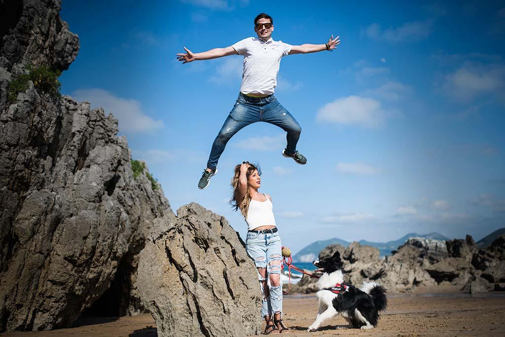 Fotógrafo de bodas Cantabria Marcos Greiz Ane y Felix preboda