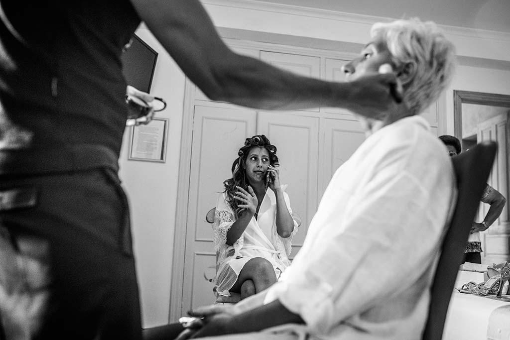 Fotógrafo de bodas Cantabria Marcos Greiz Ane y Felix preparativos novia