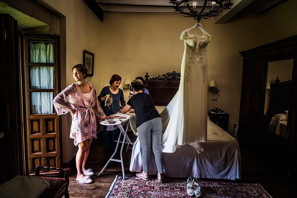 Fotógrafo de bodas Cantabria Marcos Greiz Rebeca y Pablo plancha