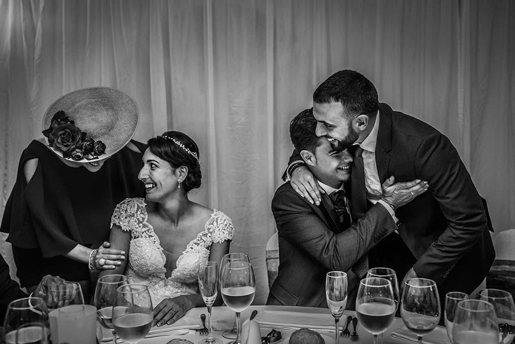 Fotógrafo de bodas Cantabria Marcos Greiz Rebeca y Pablo amigos reales