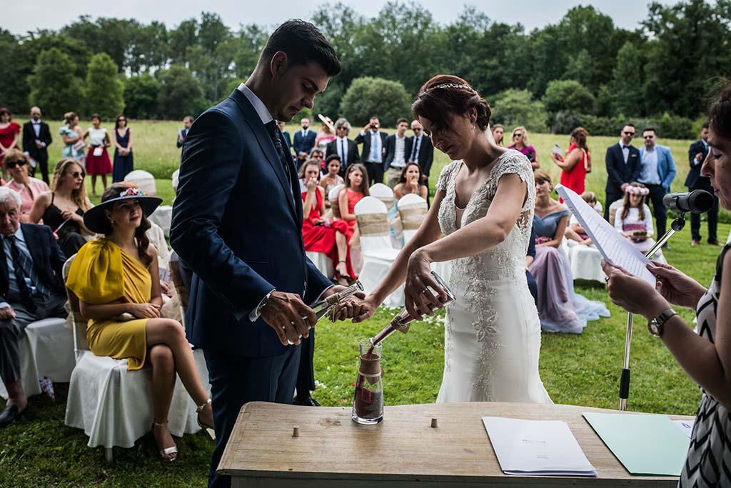 Fotógrafo de bodas Cantabria Marcos Greiz Rebeca y Pablo arena