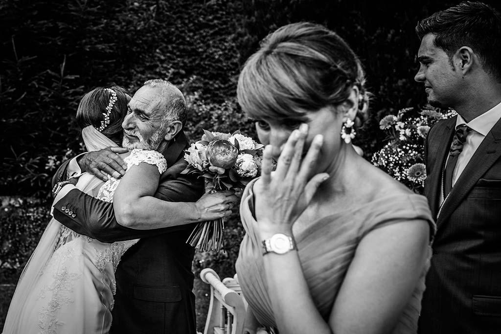 Fotógrafo de bodas Cantabria Marcos Greiz Rebeca y Pablo momentos reales