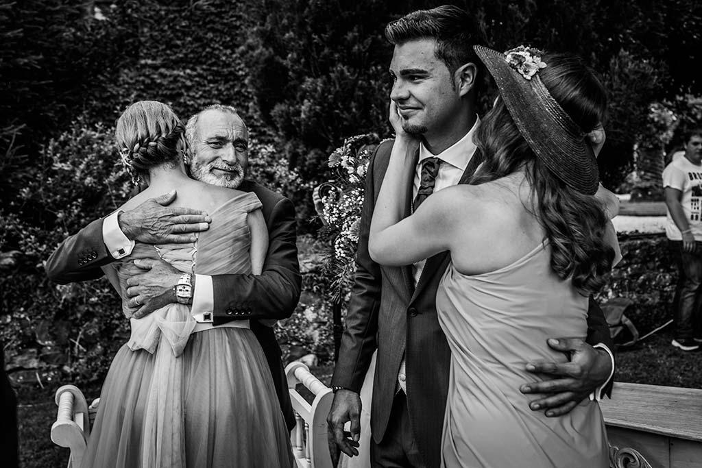 Fotógrafo de bodas Cantabria Marcos Greiz Rebeca y Pablo emoción real