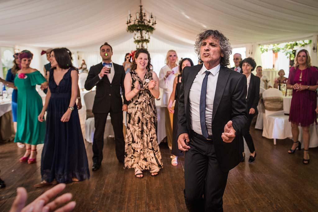 Fotógrafo de bodas Cantabria Marcos Greiz Rebeca y Pablo momento fiesta