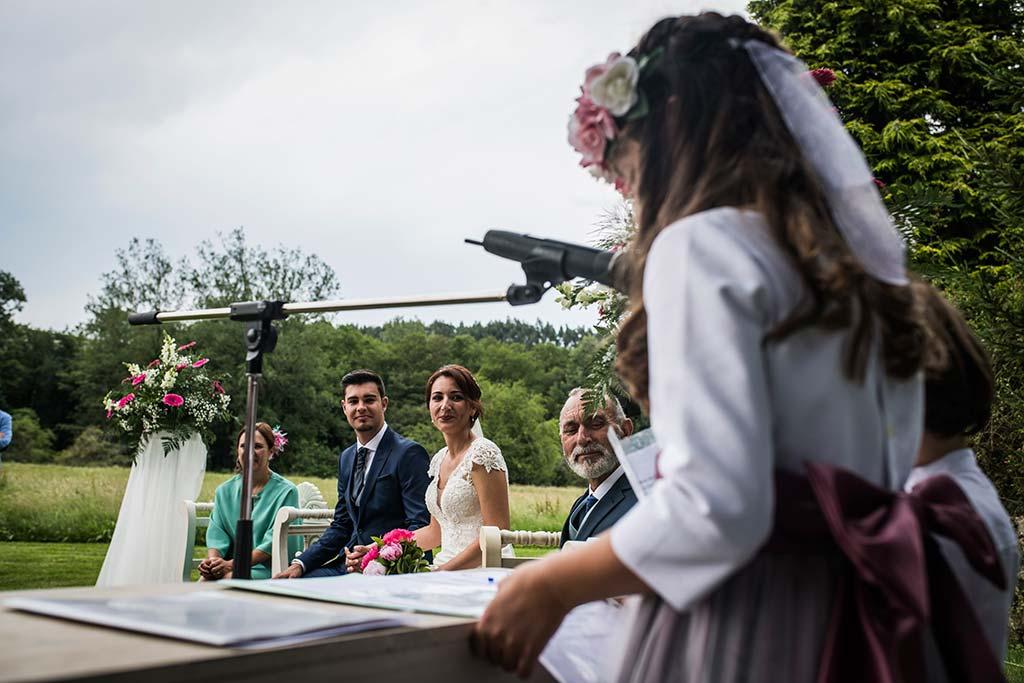 Fotógrafo de bodas Cantabria Marcos Greiz Rebeca y Pablo lectura