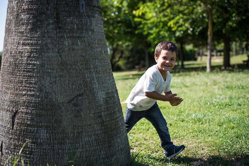 fotos de niños Santander Marcos Greiz Alex correr