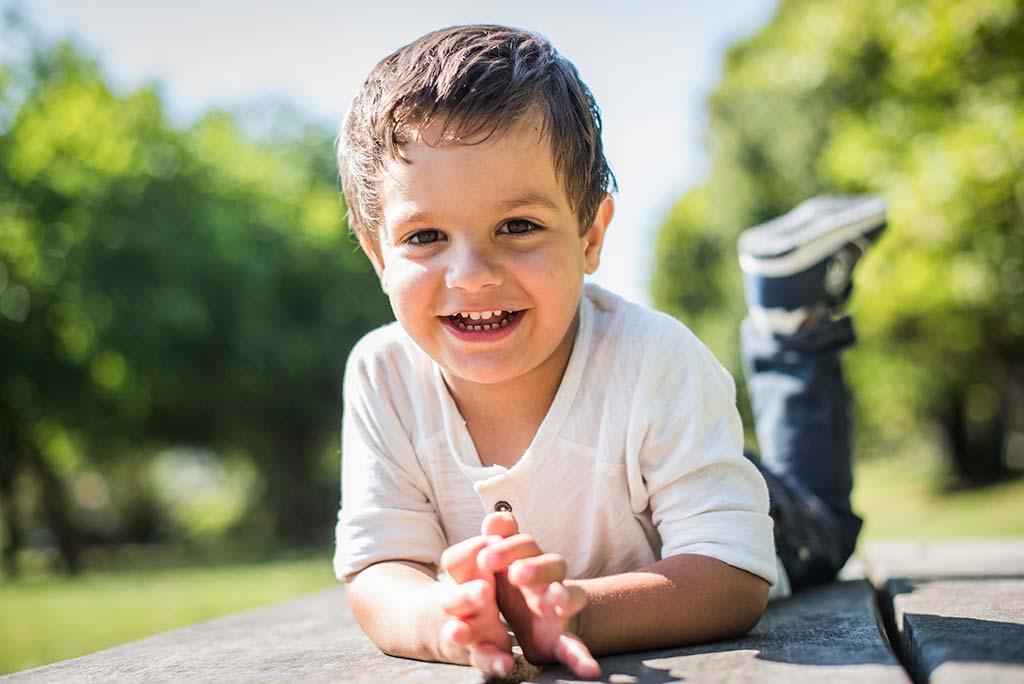 fotos de niños Santander Marcos Greiz Alex sonrisas