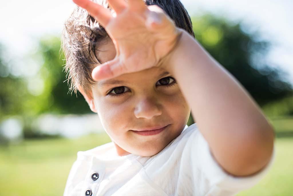fotos de niños Santander Marcos Greiz Alex mano