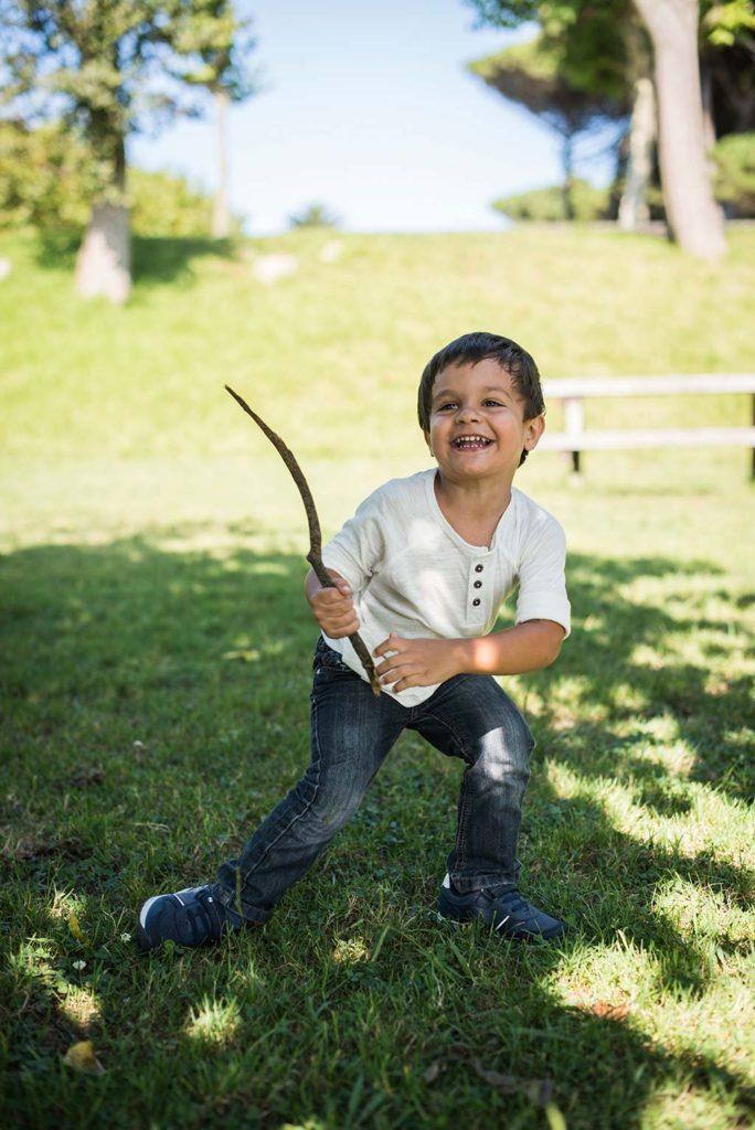 fotos de niños Santander Marcos Greiz Alex palo sonrisa