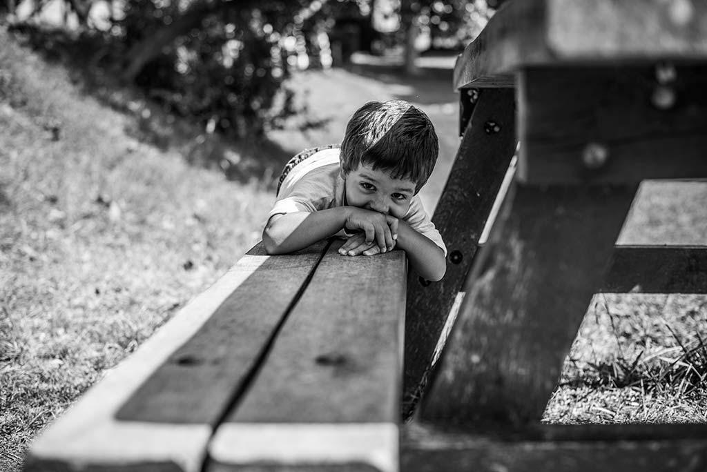fotos de niños Santander Marcos Greiz Alex tumbado