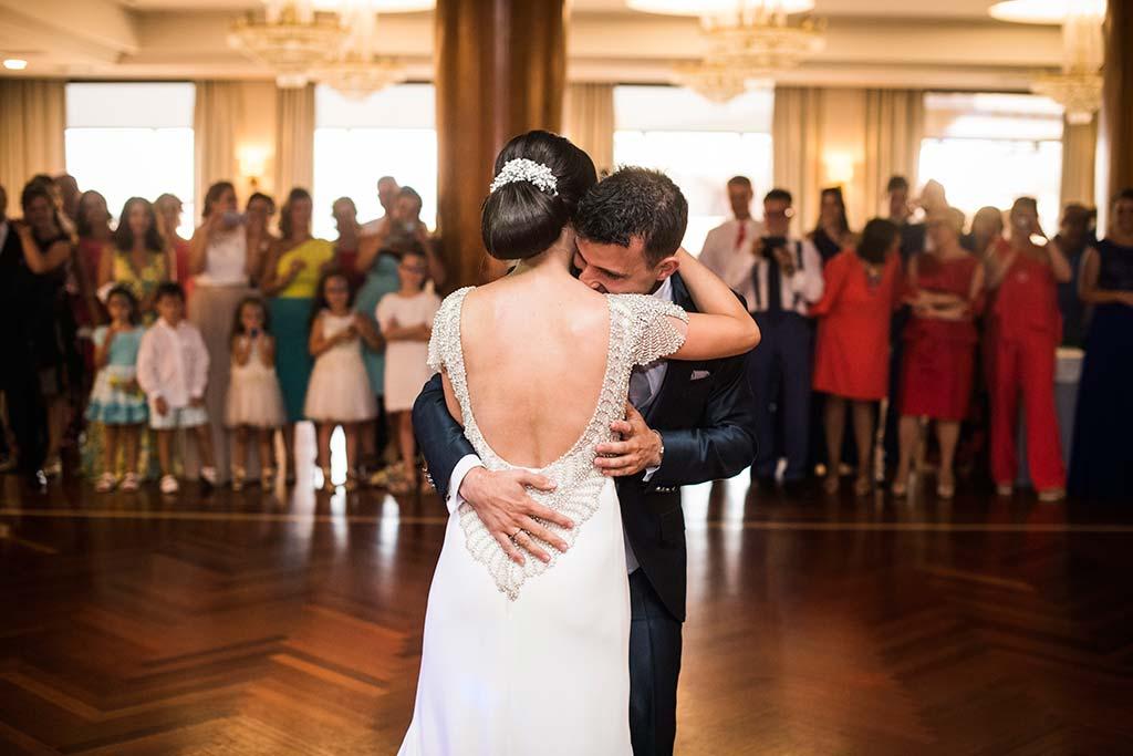 fotografo de bodas Santander Marcos-Greiz Cecilia y Saúl baile novios