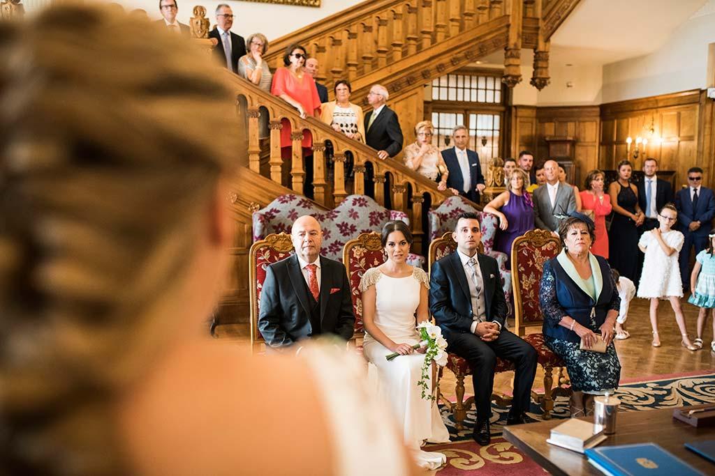 fotografo de bodas Santander Marcos-Greiz Cecilia y Saúl ceremonia