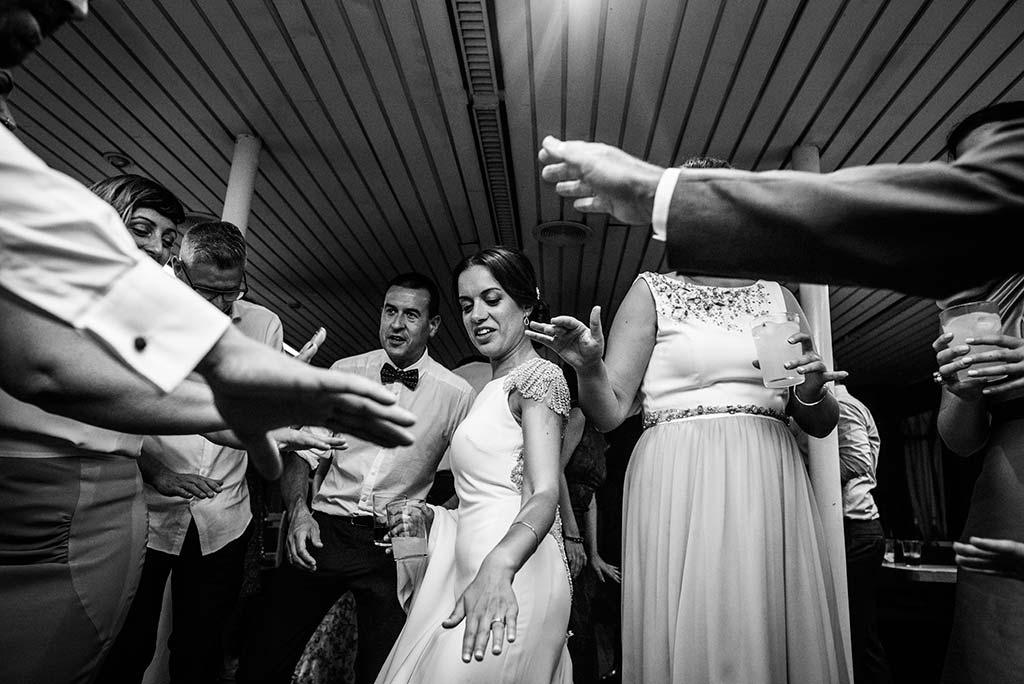 fotografo de bodas Santander Marcos-Greiz Cecilia y Saúl barco