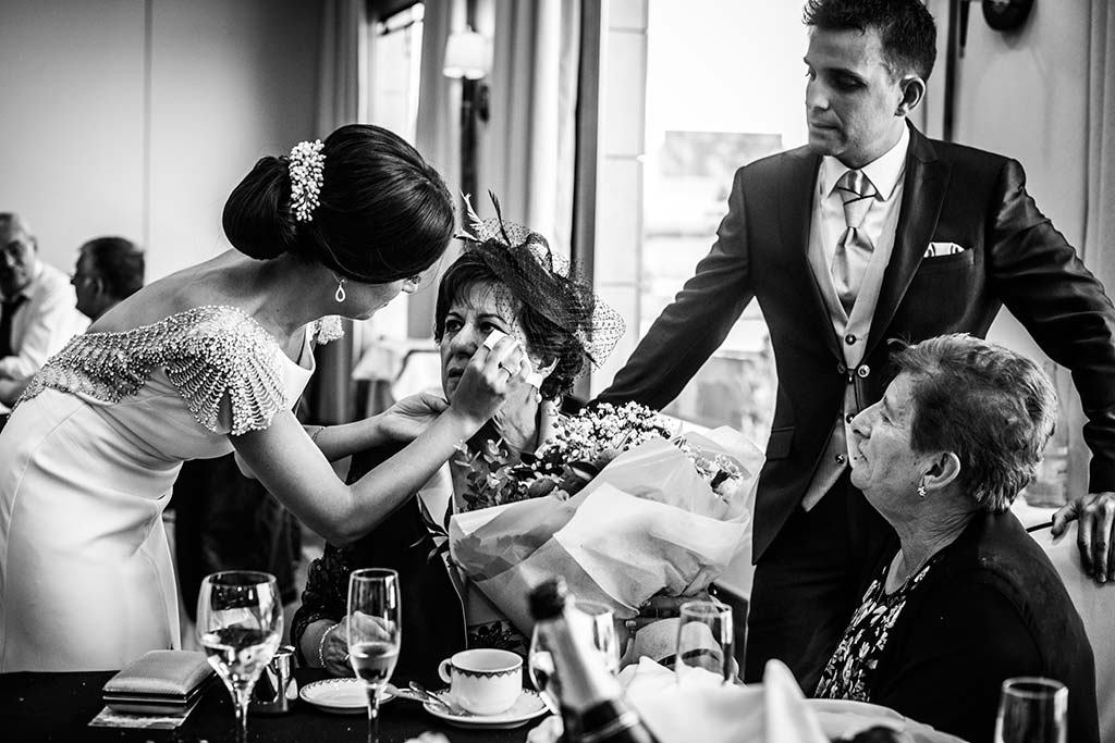 fotografo de bodas Santander Marcos-Greiz Cecilia y Saúl mamá