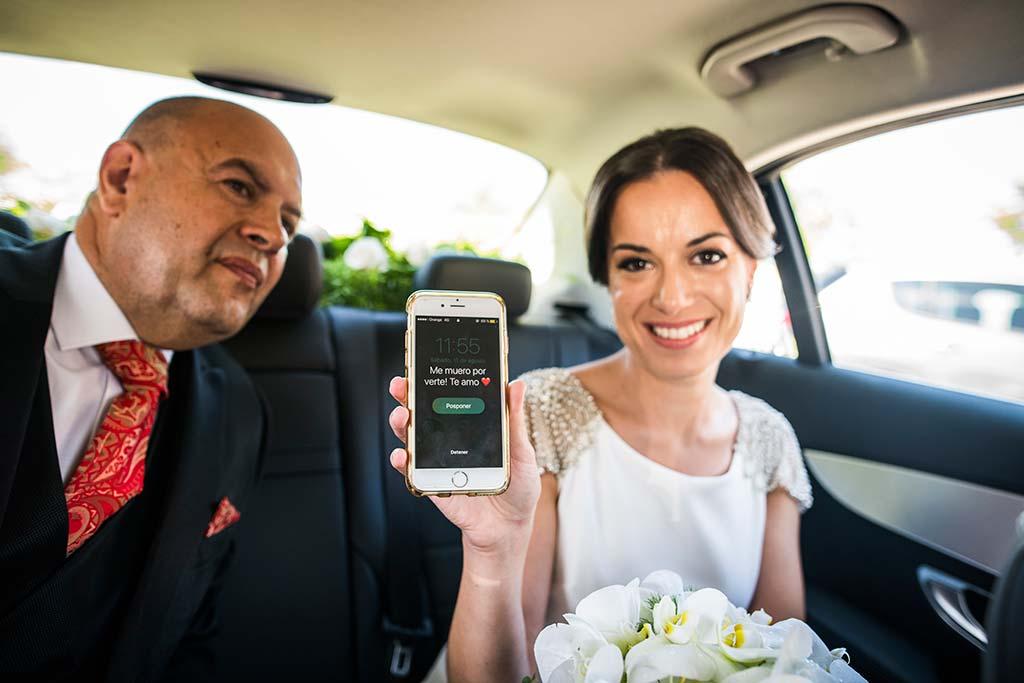 fotografo de bodas Santander Marcos-Greiz Cecilia y Saúl movil