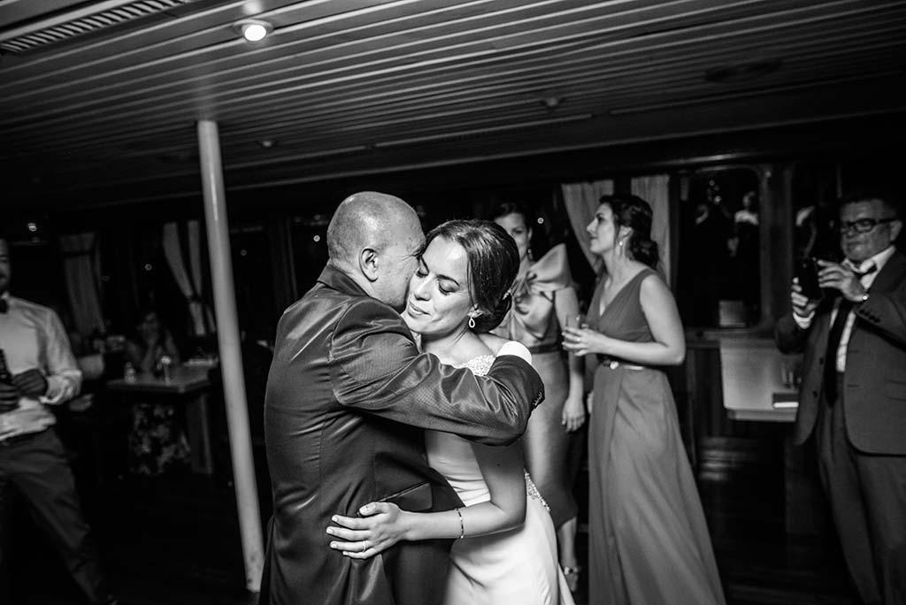 fotografo de bodas Santander Marcos-Greiz Cecilia y Saúl papá