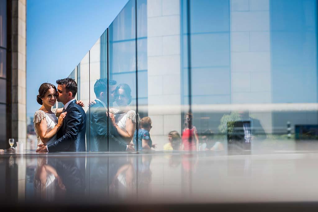 fotografo de bodas Santander Marcos-Greiz Cecilia y Saúl besos