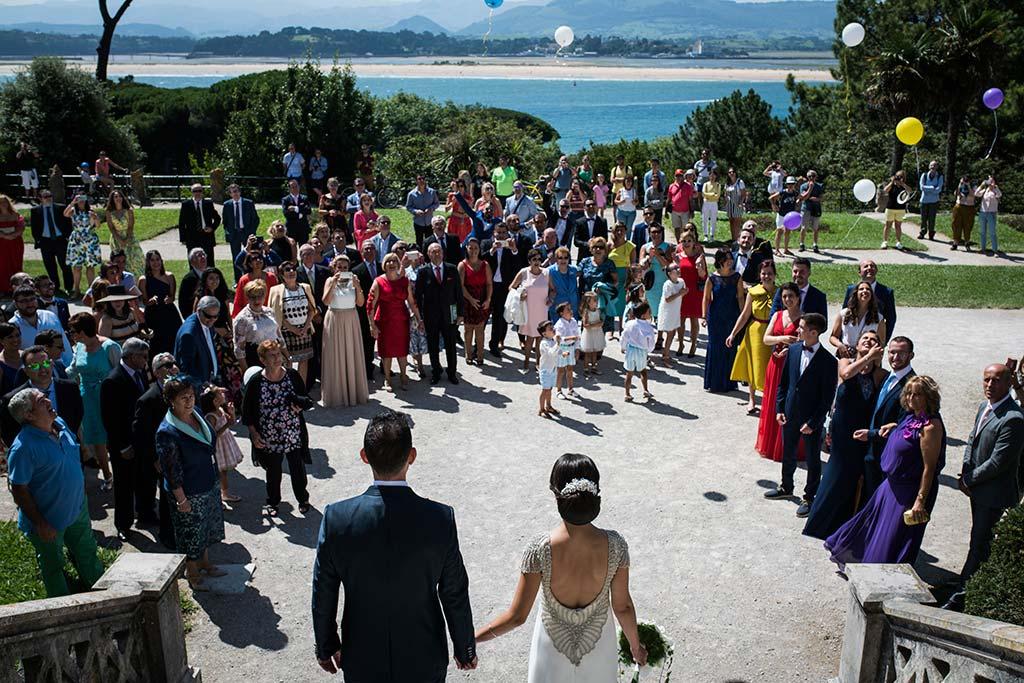 fotografo de bodas Santander Marcos-Greiz Cecilia y Saúl salida