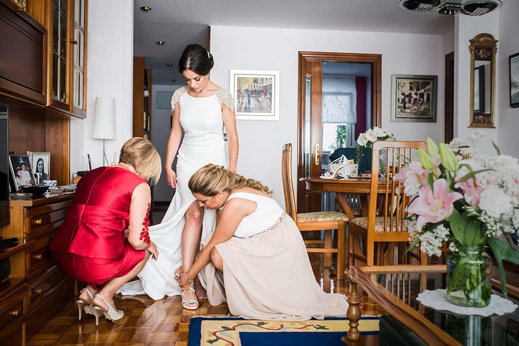 fotografo de bodas Santander Marcos-Greiz Cecilia y Saúl zapatos