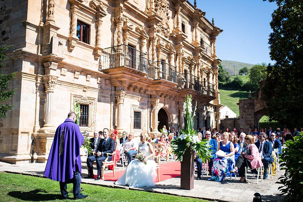Fotografos de boda Cantabria Maria Aaron Marcos Greiz ceremonia