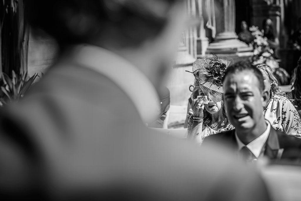 Fotografos de boda Cantabria Maria Aaron Marcos Greiz emocion novio