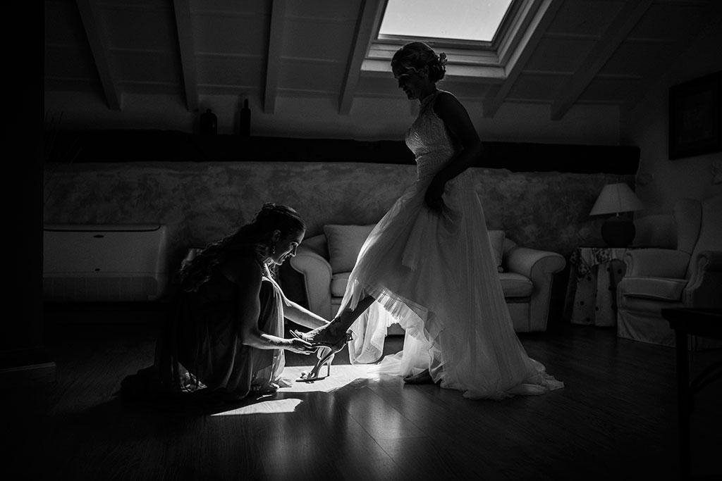 Fotografos de boda Cantabria Maria Aaron Marcos Greiz zapatos