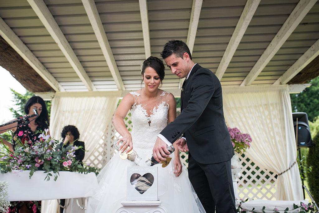 fotógrafo de bodas Santander Marcos Greiz Maria y Javi arena
