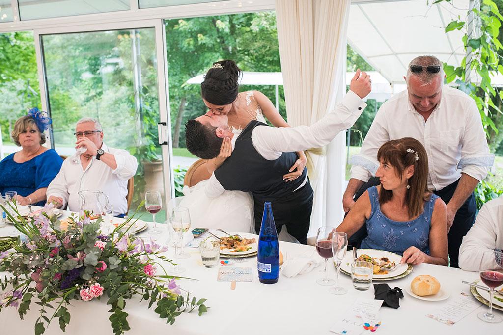 fotógrafo de bodas Santander Marcos Greiz Maria y Javi novios