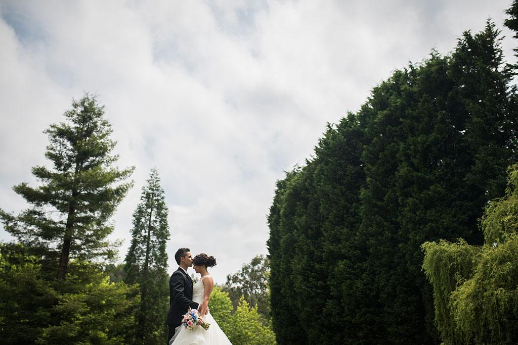 fotógrafo de bodas Santander Marcos Greiz Maria y Javi frente