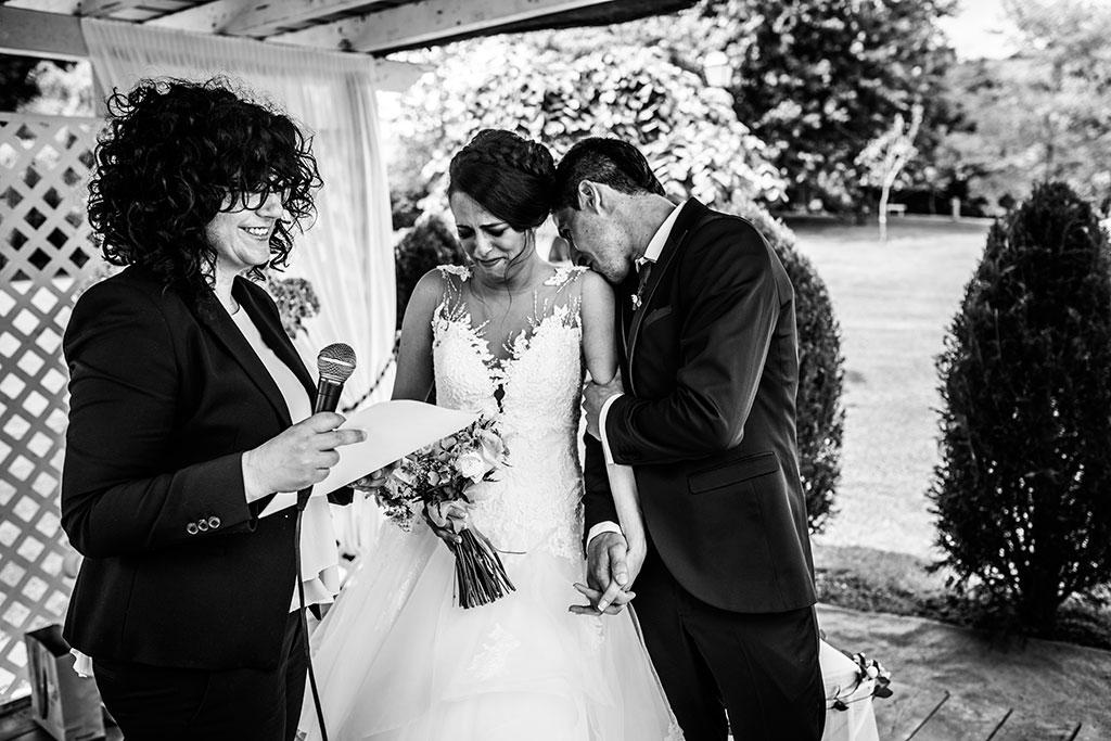 fotógrafo de bodas Santander Marcos Greiz Maria y Javi emocion