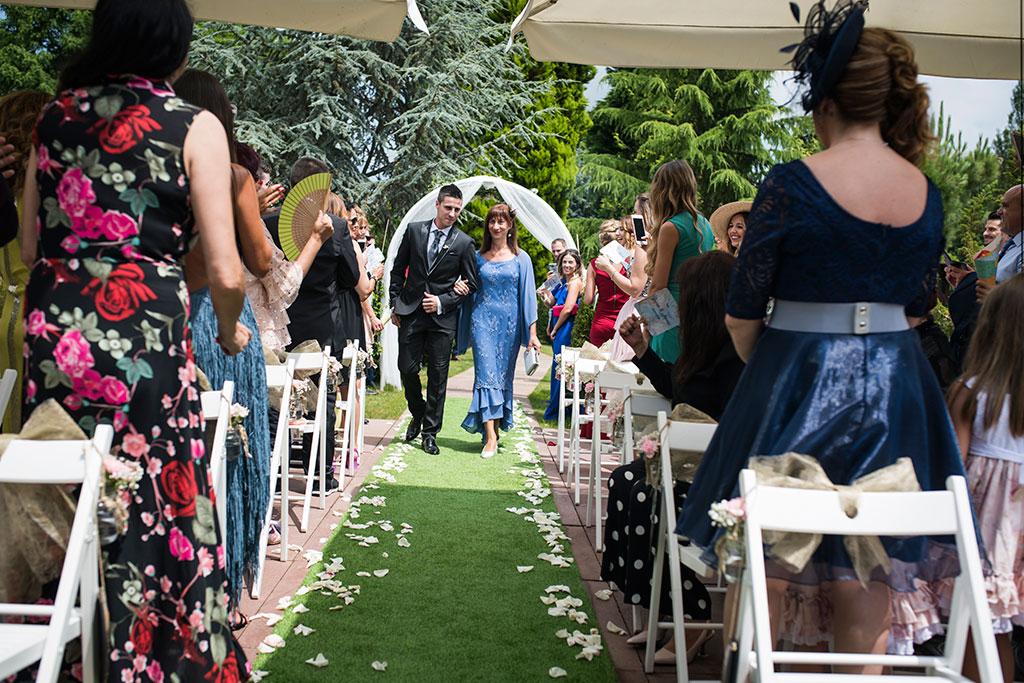 fotógrafo de bodas Santander Marcos Greiz Maria y Javi entrada