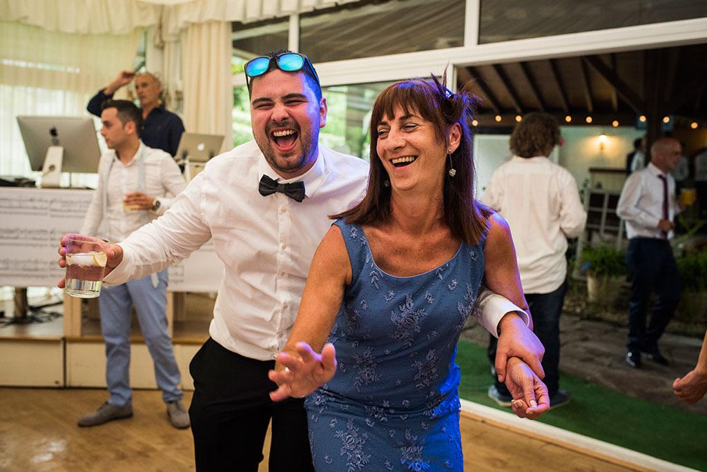 fotógrafo de bodas Santander Marcos Greiz Maria y Javi party