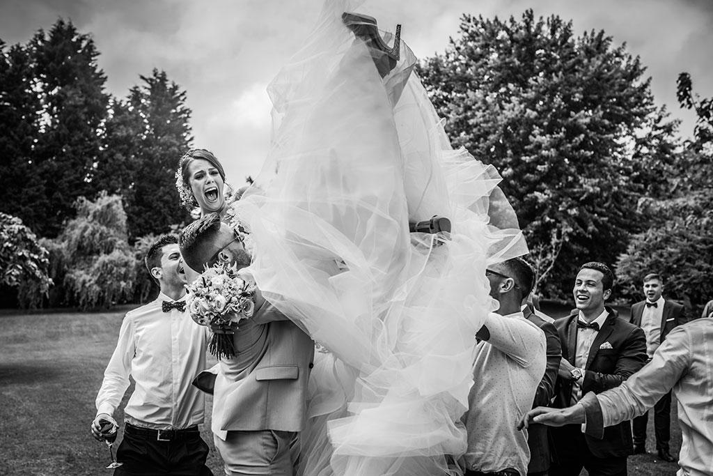 fotógrafo de bodas Santander Marcos Greiz Maria y Javi manteo novia