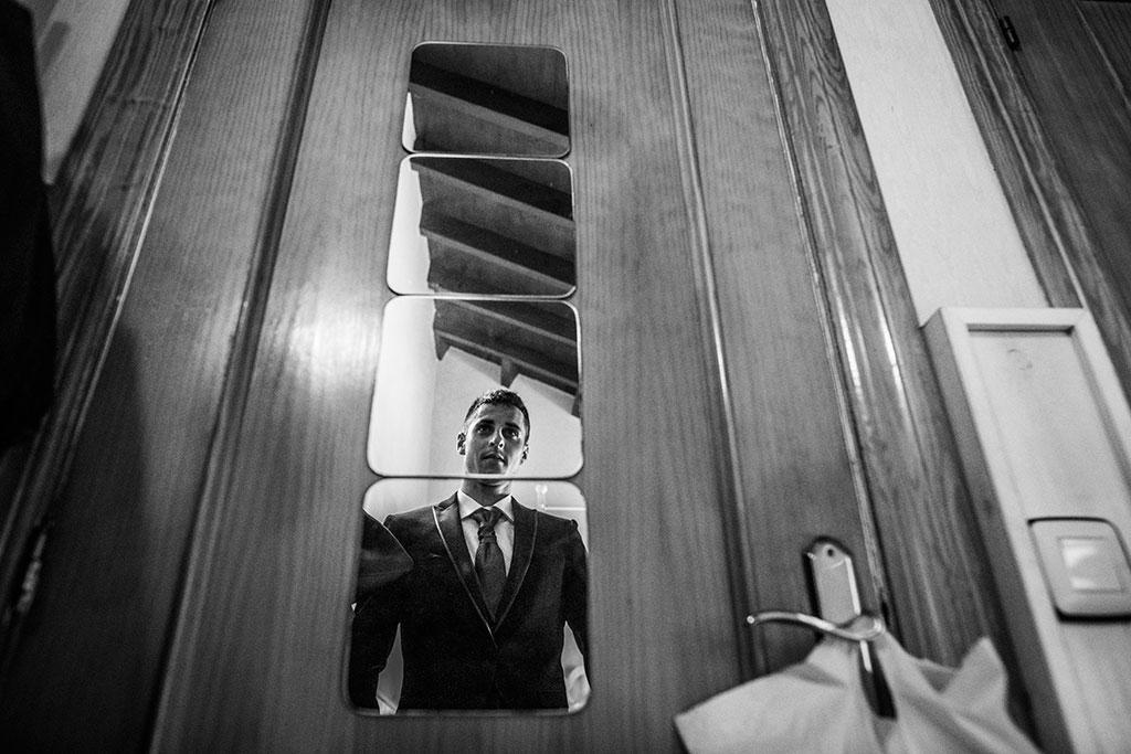 fotógrafo de bodas Santander Marcos Greiz Maria y Javi novio
