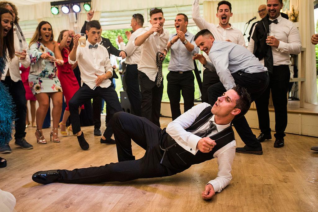 fotógrafo de bodas Santander Marcos Greiz Maria y Javi fiesta