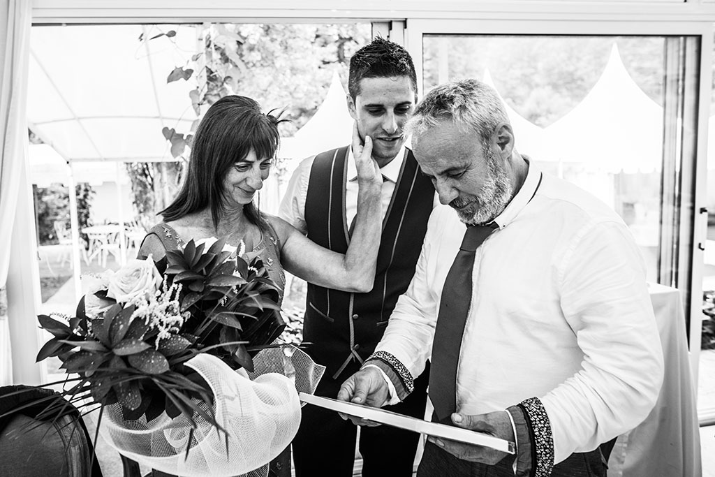 fotógrafo de bodas Santander Marcos Greiz Maria y Javi emociones