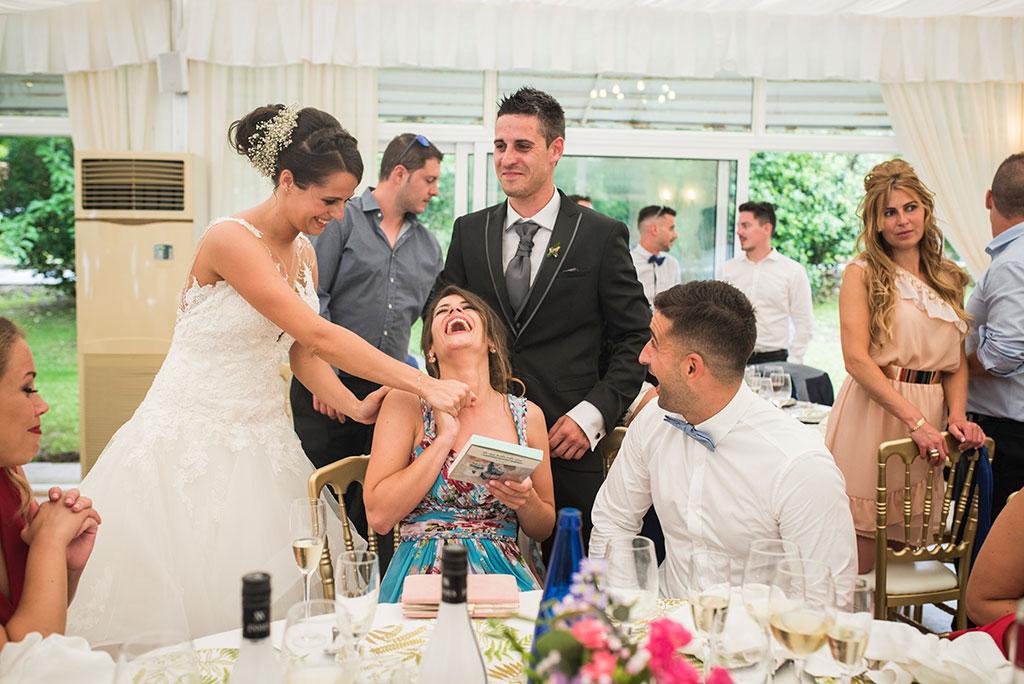fotógrafo de bodas Santander Marcos Greiz Maria y Javi regalo