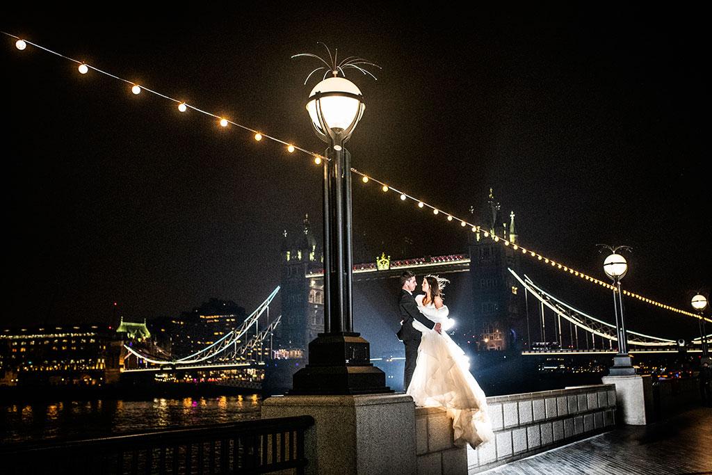 fotógrafo de bodas Santander Marcos Greiz Maria y Javi Tower Bridge Londres