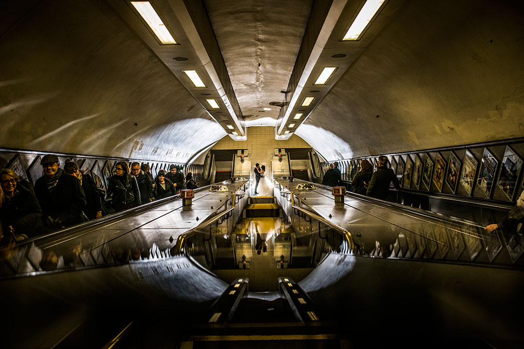 fotógrafo de bodas Santander Marcos Greiz Maria y Javi boca metro
