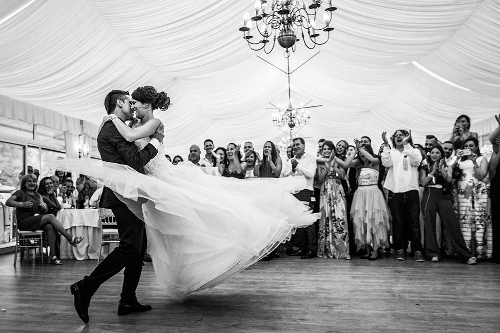 fotógrafo de bodas Santander Marcos Greiz Maria y Javi vuelo