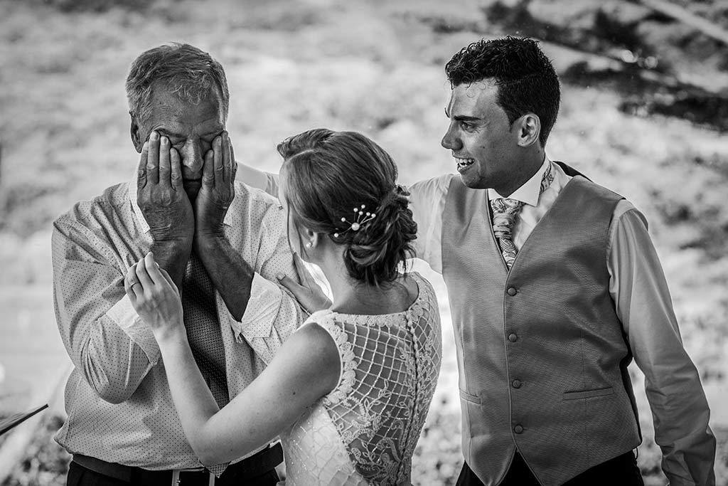 fotografo bodas Santander Magy Ivan abuelo emocion