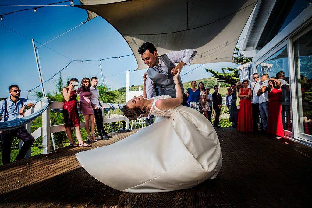 fotografo bodas Santander Magy Ivan baile novios