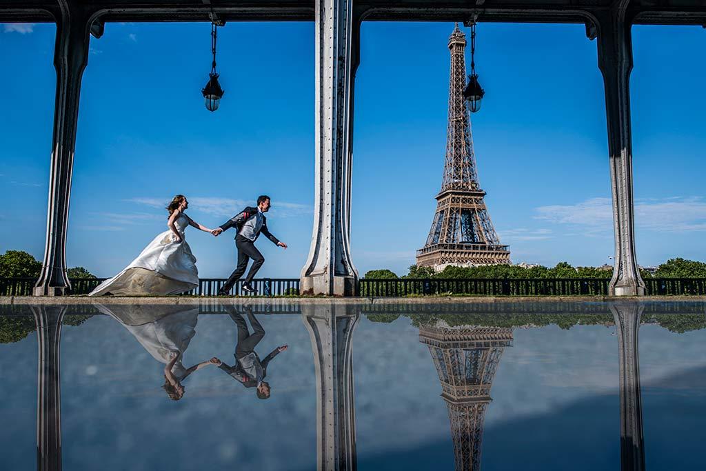 fotografo bodas Santander Magy Ivan correr Paris