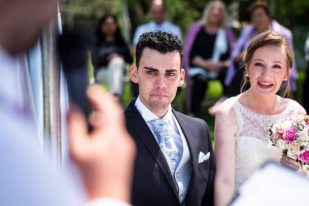 fotografo bodas Santander Magy Ivan emociones