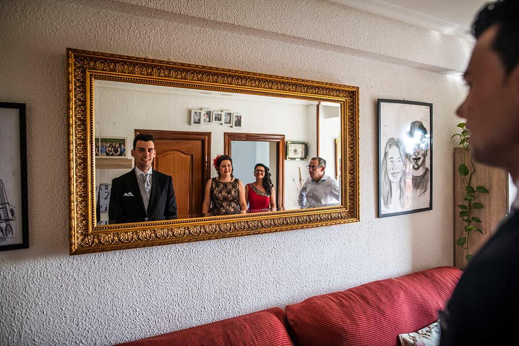 fotografo bodas Santander Magy Ivan familia