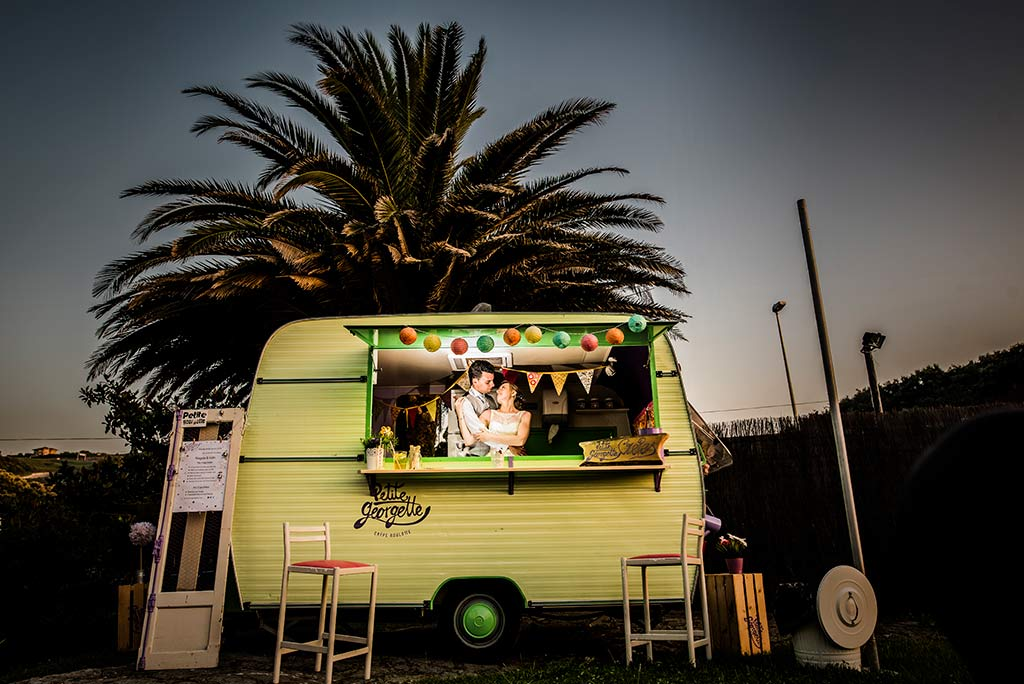 fotografo bodas Santander Magy Ivan food truck