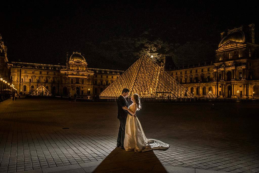 fotografo bodas Santander Magy Ivan Louvre