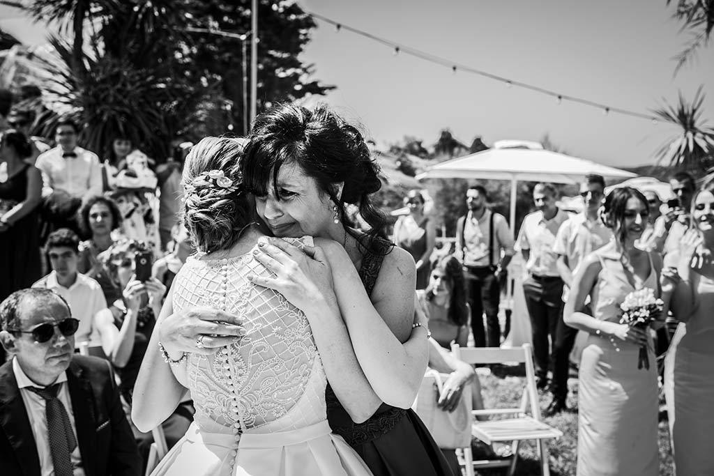 fotografo bodas Santander Magy Ivan mama amor